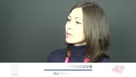 Oksana Almanova