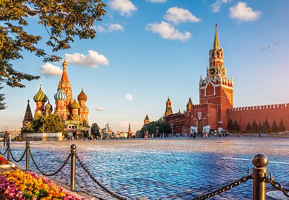 REGIONAL ICEF Moscow